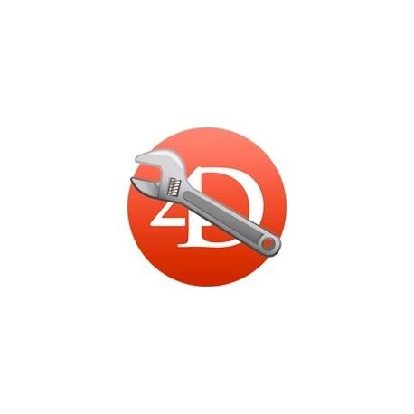 Maintenance 4D Client Expansion - 5 users