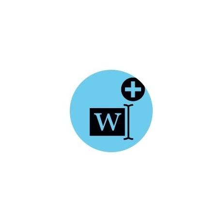 4D Write Expansion v17 - 1 user