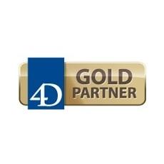 4D Partner 2020 Gold