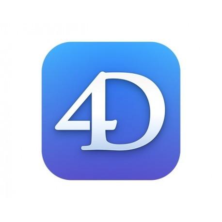 4D Server v19 - 2 users